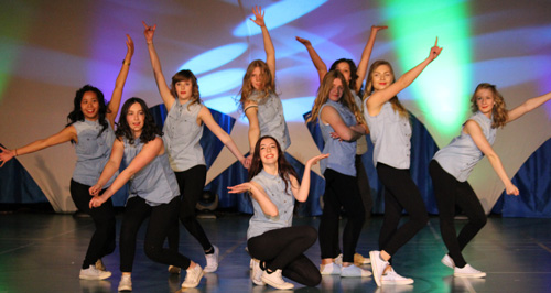 Dance Company - Hip Hop
